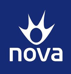Logo of Nova TV